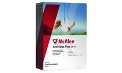 McAfee AntiVirus Plus 2011 NL 3-user
