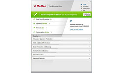 McAfee Total Protection 2011 Upgrade NL 3-user