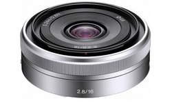 Sony 16mm f/2.8 Wide-Angle Lens