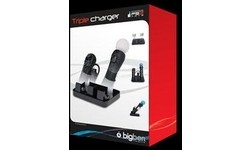 BigBen PS3 Move Triple Charger