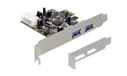 Delock 2-port USB 3.0 PCI-Express Adapter