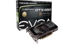 EVGA GeForce GTX 460 Superclocked 1GB