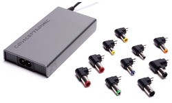 Conceptronic Universal Slimline Notebook Charger 90W