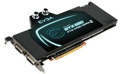 EVGA GeForce GTX 580 FTW Hydro Copper 1536MB