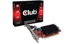 Club 3D Radeon HD 5450 Noiseless Edition 64-bit 512MB