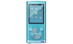 Sony NWZ-E454 Blue