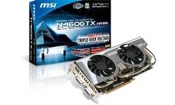 MSI N460GTX Hawk Talon Attack 1GB