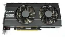 XFX Radeon HD 6850 Black Edition Dual Fan 1GB