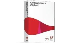 Adobe Acrobat Standard 9.0 NL Upgrade