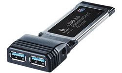 Iomega USB 3.0 ExpressCard 2-port
