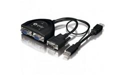 Equip VGA Splitter 2port