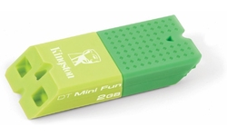 Kingston DataTraveler Mini Fun G2 2GB Green