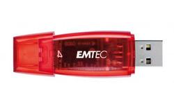 Emtec C400 Memory Key 4GB Red