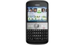 Nokia E5 Carbon Silver