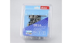 Akasa 2-port USB 3.0 Card