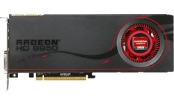 AMD Radeon HD 6950 2GB