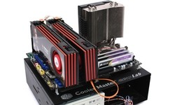 AMD Radeon HD 6950 CrossFireX