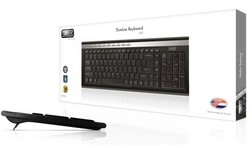 Sweex Slimline Keyboard Black