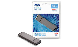 LaCie FastKey 60GB