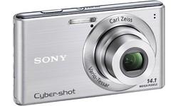 Sony Cyber-shot DSC-W530 Silver