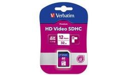 Verbatim SDHC Class 6 32GB