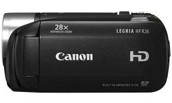 Canon Legria HF R26 Silver