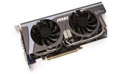 MSI N560GTX-Ti Twin Frozr II OC 1GB