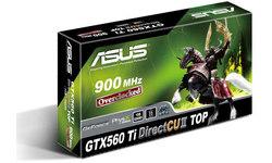 Asus ENGTX560 Ti DCII TOP/2DI/1GD5