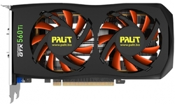 Palit GeForce GTX 560 Ti Sonic 1GB