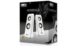 Sweex Arena 2.0 White/silver