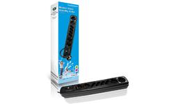 Conceptronic 8-port Power Socket Extender 1.5m