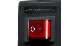 Conceptronic 5-port Power Socket Extender 1.5m