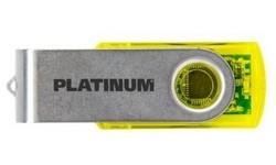 Platinum Twister 16GB Yellow Transparent