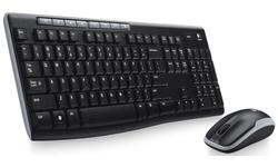Logitech Wireless Desktop MK260