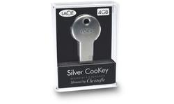 LaCie CooKey 4GB Silver