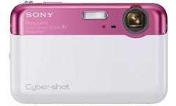 Sony Cyber-shot DSC-J10 White