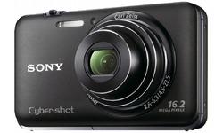 Sony Cyber-shot DSC-WX9 Black