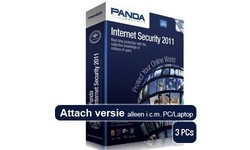 Panda Internet Security 2011 Attach NL 3-user