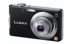 Panasonic Lumix DMC-FS16 Black