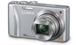Panasonic Lumix DMC-TZ18 Silver