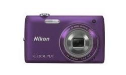Nikon Coolpix S4100 Purple