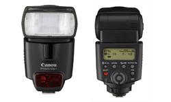 Canon Eos 60D + Speedlite 430EX II