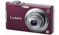Panasonic Lumix DMC-FS18 Purple