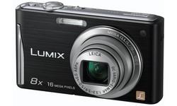 Panasonic Lumix DMC-FS37 Black