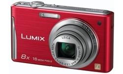 Panasonic Lumix DMC-FS37 Red