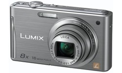 Panasonic Lumix DMC-FS37 Silver
