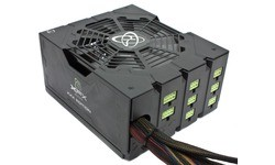 XFX Pro Series 650W XXX Edition (Grey Cooling Fan)