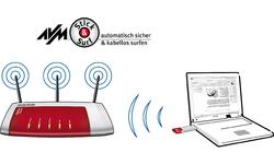 AVM Fritz!WLAN USB Stick 150Mbps