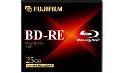 Fujifilm BD-RE DL 2x 5pk Print Jewel case