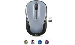 Logitech M325 Wireless Mouse Light Silver